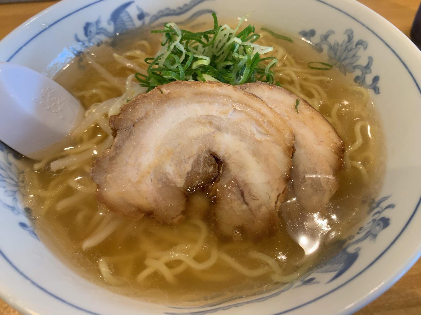 """出雲市のラーメン""""をっちゃんラーメン 出雲塩冶店"""""""